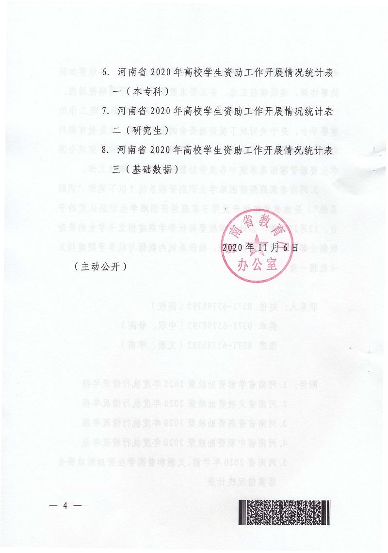 河南省教育厅办公室关于报送2020年资助政策执行情况年报的通知_页面_4.jpg